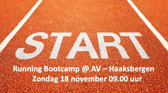 Gestart: Running Bootcamp