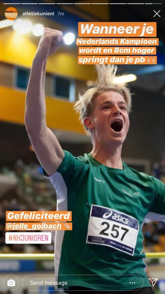 Interview met Nederlands Kampioen Jelle Golbach