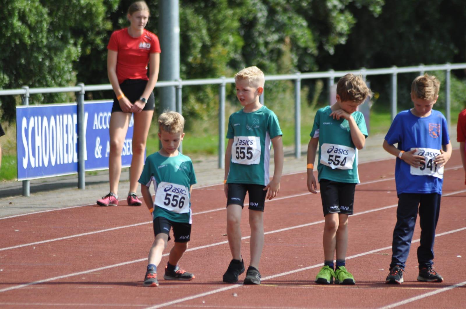 Wedstrijdverslag: 3e medaillewedstrijd te Almelo - 4 september 2021